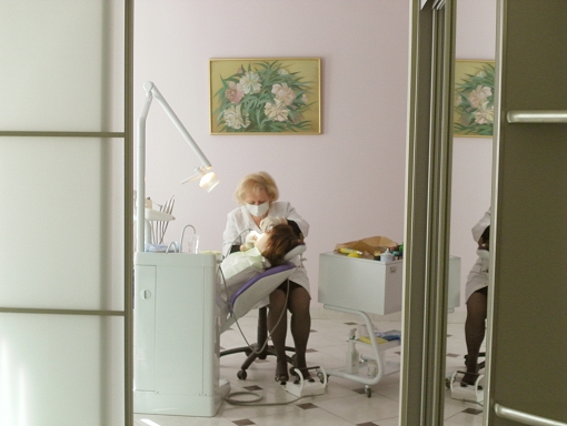 """Кабинет стоматологии """"Эстетдент"""" стоматология в могилеве"""